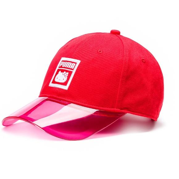 f67793ebdac Hello Kitty x Puma Hat (NWT)